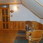 Sitting area, triple room