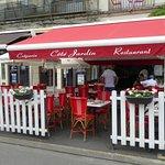 Restaurant Coté jardin.