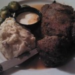"The ""special"" that night, I believe it was Prime Rib Au Jus"