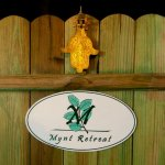 Knock Knock! Mynt Retreat's Main Entrance