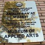 Foto de Uzbekistan State Museum of Applied Art