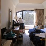 Comfortable room/beds