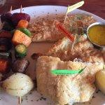 Fried Fish - just average