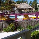 Exotic Caye Beach Resort Foto