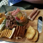 Meat Cheese Board