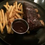 Smoke infused ribs (beef)