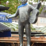 Market Statue