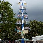 Market May Pole