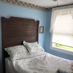 """Lovely old antique furniture like my great aunt had. This mattress was extra """"firm"""""""