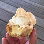 Key Lime Cupcake - HEAVEN!