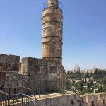 Citadel in Jerusalem - Tower of David