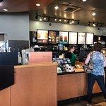 Interior view, Starbucks 10948 100th Avenue   RioCan Centre, Grande Prairie, Alberta