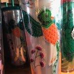 Mugs for sale, Starbucks 10948 100th Avenue   RioCan Centre, Grande Prairie, Alberta