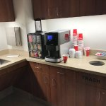 Pantry - coffee/tea machine