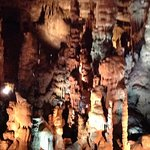 The reason this is called Cathedral Caverns is this chamber.