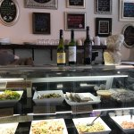 Fresh exquisite food that leans to the healthy side of eating in a gorgeous town!