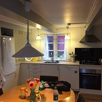 Nice kitchen and dining area