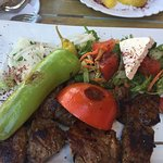 Gutes Lammgericht & trojanische Speisekarte