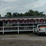 Red wagon café