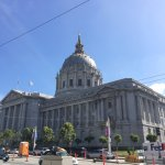 The remarkable SF City hall
