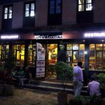Shiva cafe corner