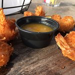 Coconut shrimp - yummy!
