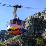 Our state of the art cable cars give visitors a 360 degree view of Cape Town