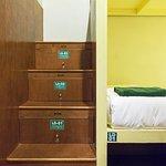 6 beds Lady dorm