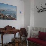 Culletta/lettino, scrittoio - Crub, writing table - Berceau, sécretaire