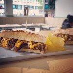 Philly Philly (Steak sandwich)