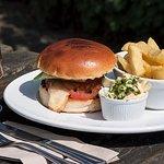 The Highwayman's burger