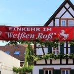 Weingasthof Zum Weißen Roß Foto
