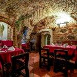Gothic cellars halls