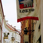"""The building, where the restaurant """"Lokys"""" is currently situated, was built at the end of the XV"""