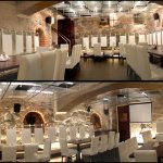 Steakhouse Basement is one of  the newly reconstructed halls of the restaurant.