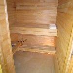 Sauna Suite #325