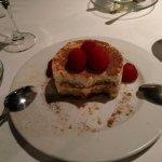 One of the best Tiramisu's I've ever eaten