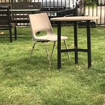 "Disgraceful garden ""furniture"""