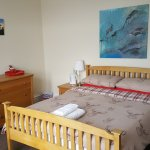 Room 3. Great dual aspect Clyde veiws which can be turned into a family / twin room with the add