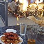 Panadenlastige Fish&Chips