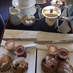 cream tea for two!