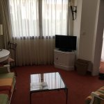 Good comfortable hotel. Large rooms with balcony extra cost. Good bathrooms. Staff shortage. No