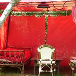 La Cabane des Poissons Rouges Foto