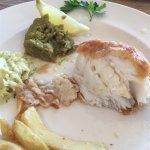 Rick Stein's Wet Soggy-Bottom Fish - Falmouth