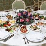 """Ресторан """"Денис Давыдов"""" в гостинице """"Бородино"""""""