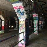 Krog St Tunnel - dedicated to graffiti