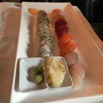 Excellent sushi