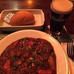 Irish Stew with genuine Draught Guinness