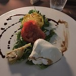 Burrata - Highly Recommend!