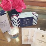 Luxurious Elemis products and Elemis Rituals available at Kalm Spa.